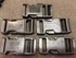 "ITW, PEE WEE, ACW, Assorted USED 1"" Black Buckles ""12 Pack"""