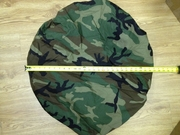 """US Military Cover, Field Pack,Ruck,Backpack,Tire Cover """"Woodland"""" NEW!!!"""