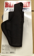 BIANCHI ACCU MOLD 7120 Defender Holster Right Hand Black Size:13AR PN#23276