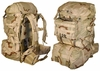 USGI Molle11 Main Pack w/SleepCarrier,WaistBelt,ShoulderStraps,Sustainments NEW
