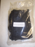 USGI 9 Strap Compression Bag, Sack - BLACK - Brand New