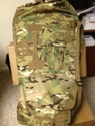 "Duffel Bag Military-Type II  ""Multicam"" 2-Strap"
