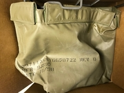 US Military Brass/Link Cartridge Catch Bag
