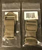 """OCP Tan COYOTE or ACU Load Lifter Attachment Strap (2pack) """"NEW""""."""