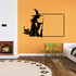 Witch Border Decal