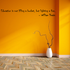 Education is not filling a bucket but lighting a fire William Yeats Wall Decal