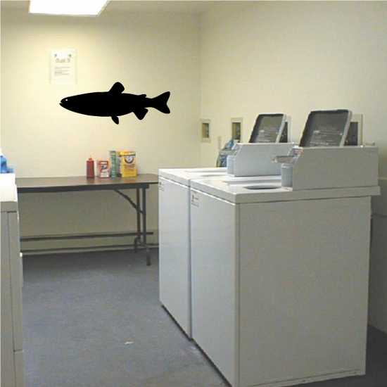 Brown Trout Fish Decal