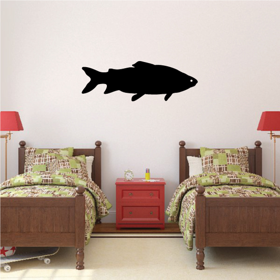 Lurking Rainbow Trout Decal