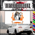 Basketball Wall Decal - Vinyl Sticker - Car Sticker - Die Cut Sticker - SMcolor009