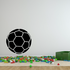 Soccer Wall Decal - Vinyl Decal - Car Decal - AL 004
