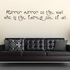 Mirror mirror on the wall who is the fairest one of all Wall Decal