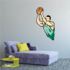 Basketball Wall Decal - Vinyl Sticker - Car Sticker - Die Cut Sticker - CDScolor076