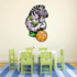Basketball Wall Decal - Vinyl Sticker - Car Sticker - Die Cut Sticker - CDScolor175
