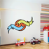 Basketball Wall Decal - Vinyl Sticker - Car Sticker - Die Cut Sticker - CDScolor194