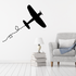 Fighter Plane Path Decal