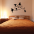 Gliding Tree Frog Decal