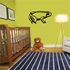 Side Sitting Frog Decal