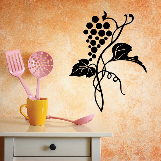 Grapes Decals