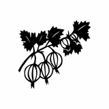 Passion Fruit Growing Decal