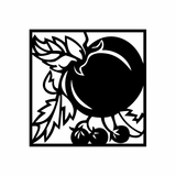 Tomatoes on Vine Decal