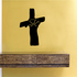 Tied Plank Cross Decal