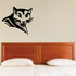 Panther Hissing Decal
