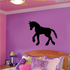 Strolling Pony Silhouette Decal