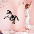 Standing Pony Decal