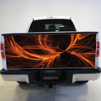 Custom Tailgate Skin - Vinyl Wrap Sticker