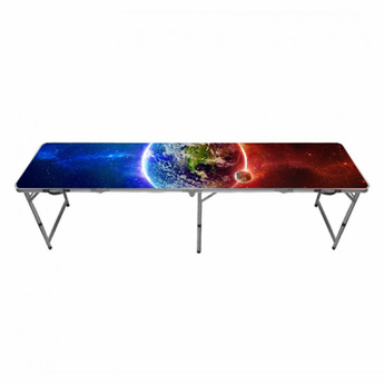 Custom Beer Pong Table Skin - Vinyl Wrap Sticker