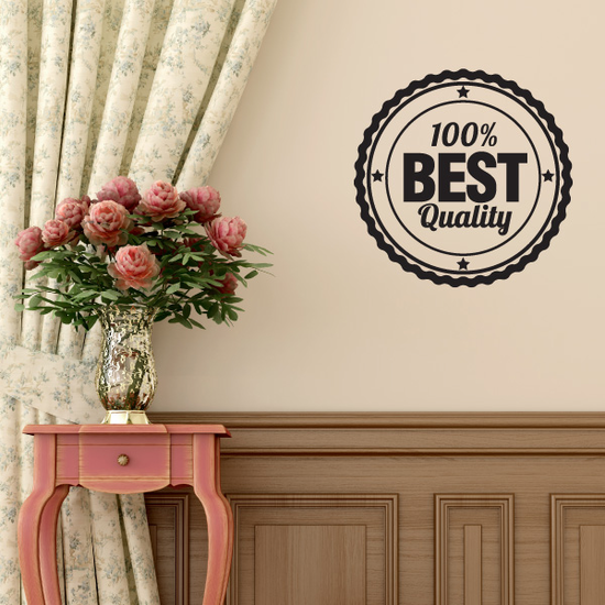 100% Best Quality Wall Decal - Vinyl Decal - Car Decal - Id017