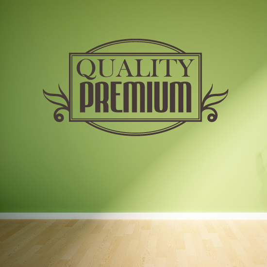 Quality Premium Wall Decal - Vinyl Decal - Car Decal - Id059