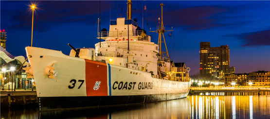 Coast Guard Decals