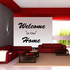 Welcome to our Wall Decal