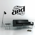 And Wall Decal - Vinyl Decal - Car Decal - Business Sign - MC13