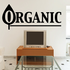 Organic Wall Decal - Vinyl Decal - Car Decal - Business Sign - MC20