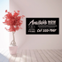 Antique Sign Wall Decal - Vinyl Decal - Car Decal - Business Sign - MC88
