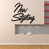 New Styling Wall Decal - Vinyl Decal - Car Decal - Business Sign - MC205