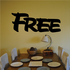 Free Wall Decal - Vinyl Decal - Car Decal - Business Sign - MC238