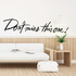 Don't Miss This One Wall Decal - Vinyl Decal - Car Decal - Business Sign - MC259