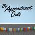 By Appointment Only Wall Decal - Vinyl Decal - Car Decal - Business Sign - MC282
