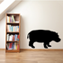Strolling Hippo Decal