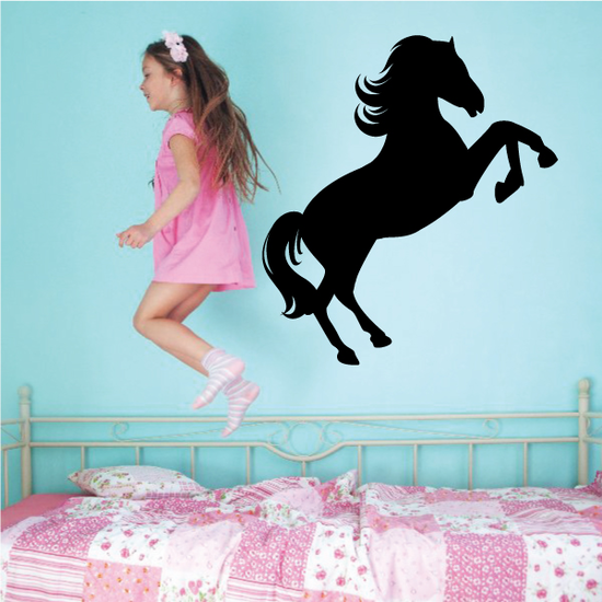 Pretty Pony Standing Decal