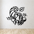 Fall Cornucopia Decal