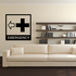 Medical Emergency Room Wall Decal - Vinyl Decal - Car Decal - Business Sign - MC391