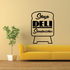 Soup Deli Sandwiches Wall Decal - Vinyl Decal - Car Decal - Business Sign - MC450