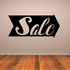 Sale Wall Decal - Vinyl Decal - Car Decal - Business Sign - MC500