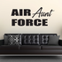 Air Force Aunt Block Decal