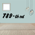 789-th nd Seven Eight Nine Wall Decal - Vinyl Decal - Car Decal - Business Sign - MC630