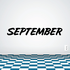 September Wall Decal - Vinyl Decal - Car Decal - Business Sign - MC676